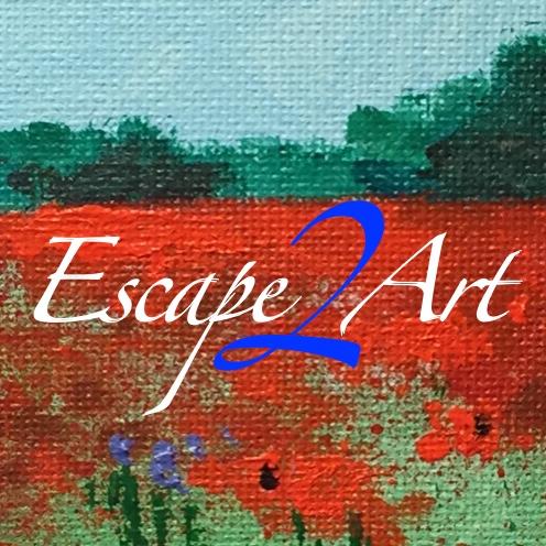 Escape2Art Logo
