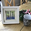 Thumbnail: Mini Framed Original Acrylic painting - Bluebell Woods 2