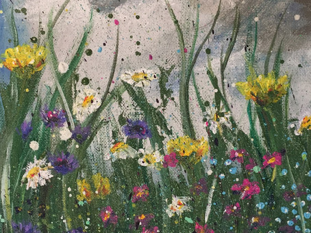 More Messy Meadows - 26th July 8pm