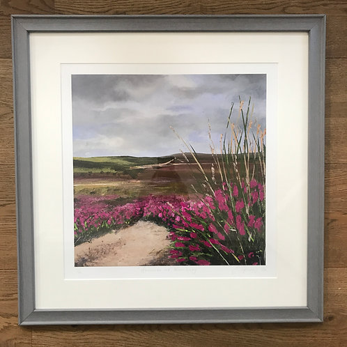 Framed Limited Edition Print - 'Summer at Hankley'