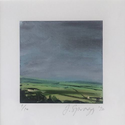 'Mini' Limited Edition Print - 'The Long View'