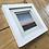 Thumbnail: Mini Framed Original Acrylic painting - Evening glow