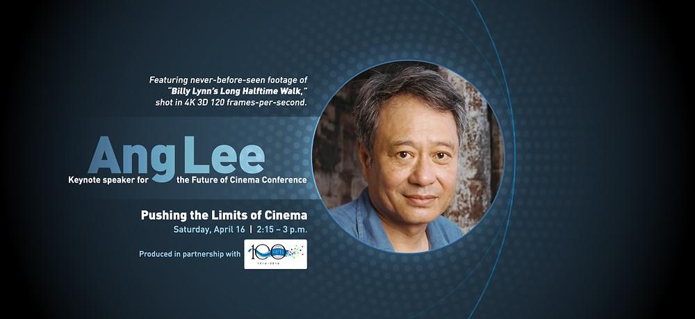 "Ang Lee presents ""Billy Lynn's Long Halftime Walk"""
