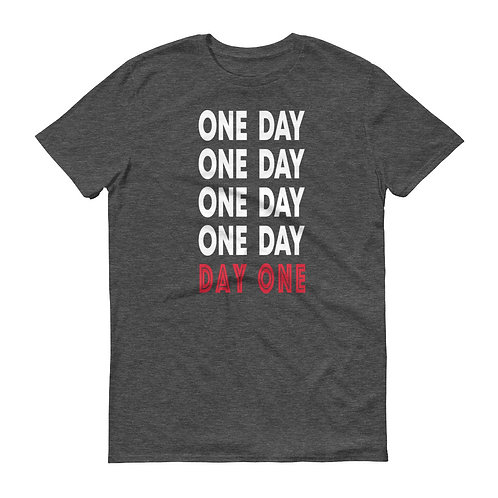 One Day, Day One - Men's Tee