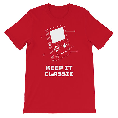 Keep It Classic - Unisex