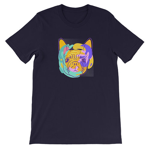 Colorful Pup - Unisex Tee
