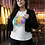 Thumbnail: Colorful Pup - Women's Tee