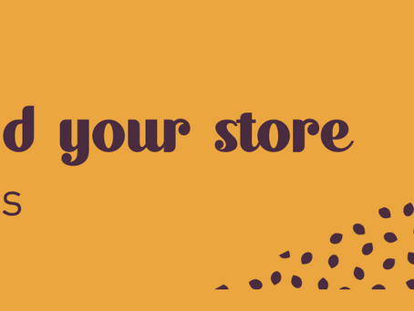 How to add your shop