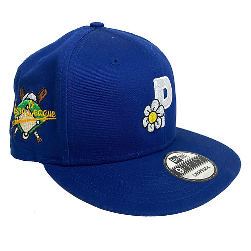 Progression Proletariats Snapback (Negro League) - Royal Blue