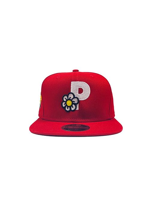 Progression Proletariats Snapback (Negro League) - Red