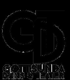 GDTs nya logga (1) svart m genomskinlig