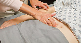 Palpation Based Acupuncture