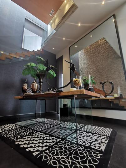 Diseño de interiores de casa en zotogrande zapopan