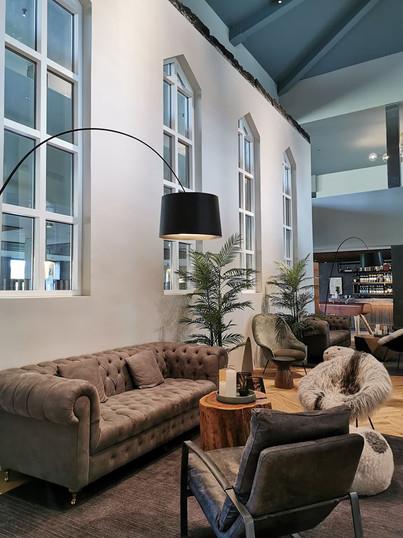 Diseño de interiores estilo Europeo