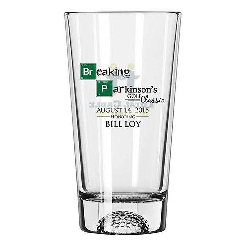 2015 Souvenir Glass (Honoree: Bill Loy)
