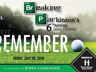 6th Annual Breaking Parkinson's Classic