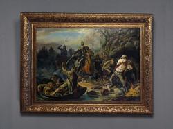 Копия картины Василия Худякова