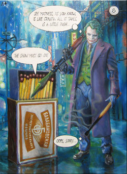 Картина Джокер