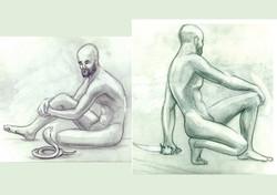 Сдвоеный рисунок 4