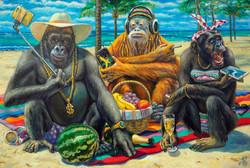 Планета обезьян 2