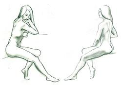 Сдвоеный рисунок 6