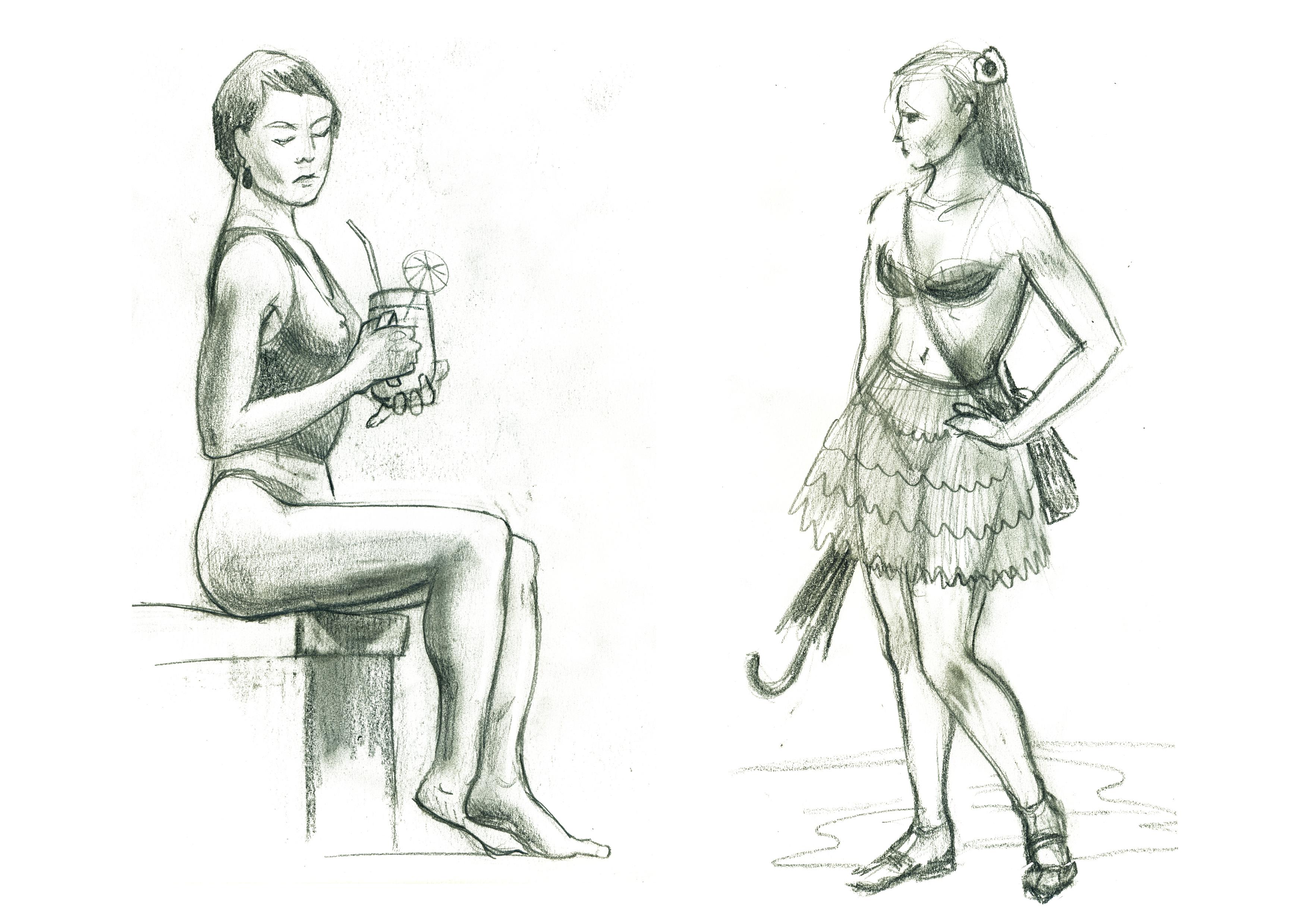Сдвоеный рисунок 5