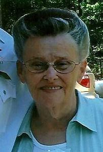 Beverly Joan Bjorklund Martin