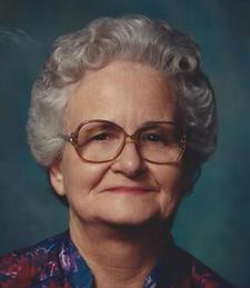 Johnnie Ola Raushenberger