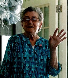 Lola Mae Matthis Morrison