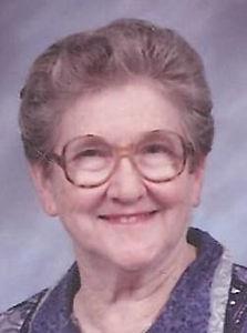 Mildred Ora Ruston