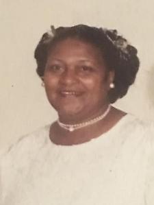 Jennie V. Gallaspie Daniels