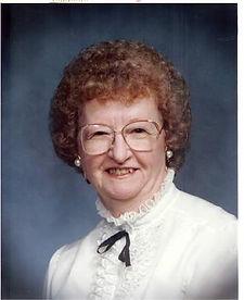 Velma Mae Kennedy Rashall