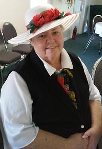 Judy Virginia Isaacs Wooten