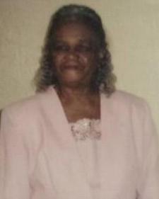 Bertha Beatrice Melvin