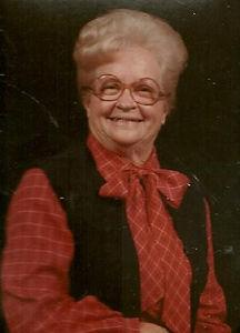 Gladys Lucille Bailey