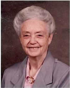 Thelma Mae Peters