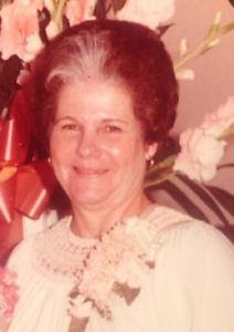 Helen Marie Dickerson