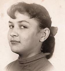 Polly Ann Frusha Longoria