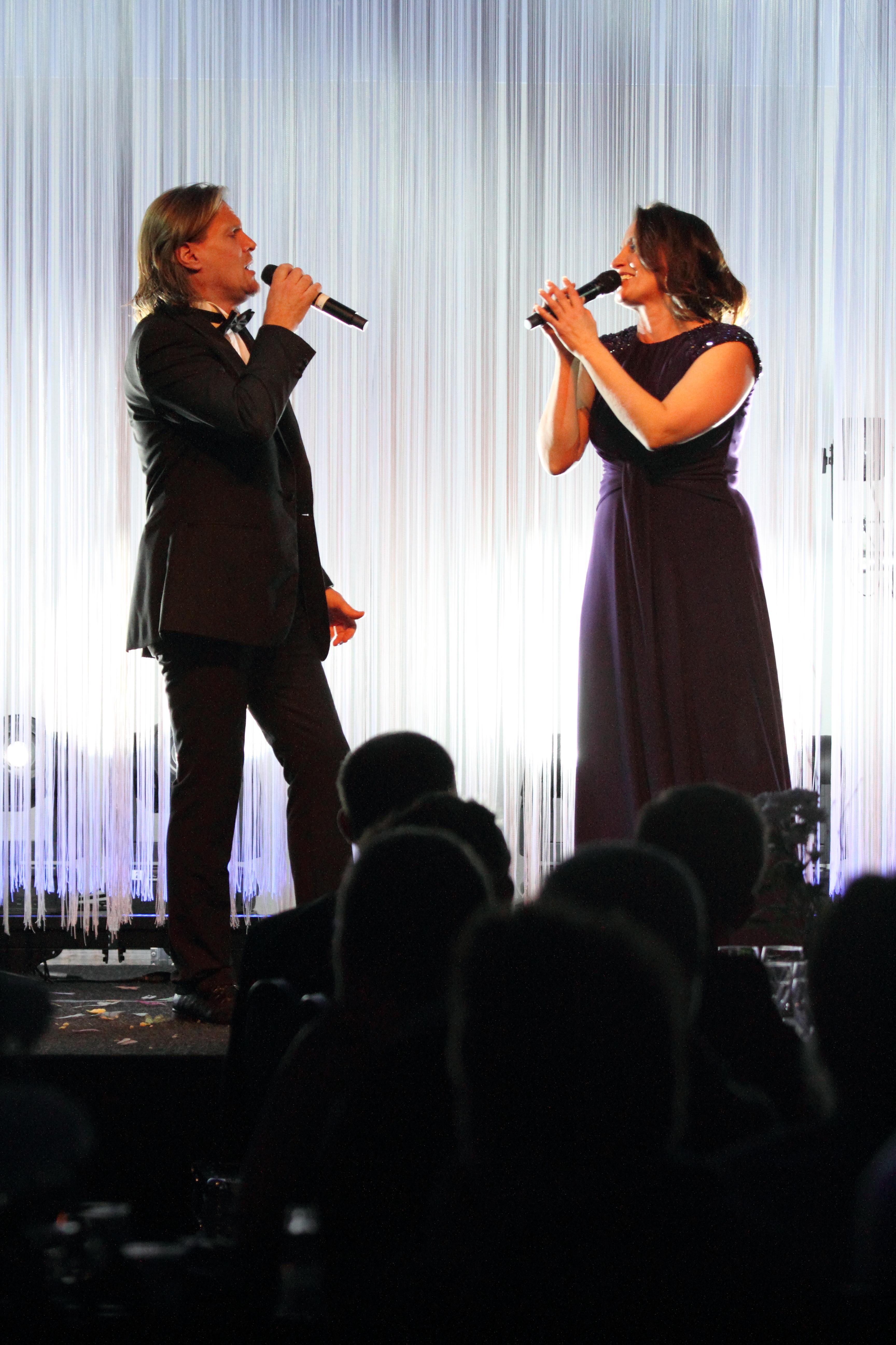 Ulrika Skoglund & Magnus Bäcklund
