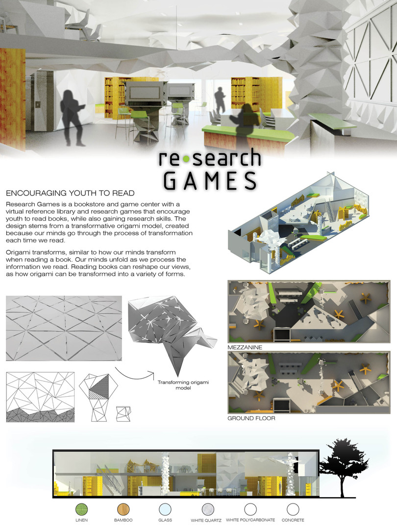 Research Games