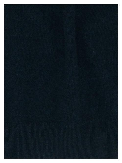Vest 100% Cashmere Navy Blue Loro Piana Yarn (51894))