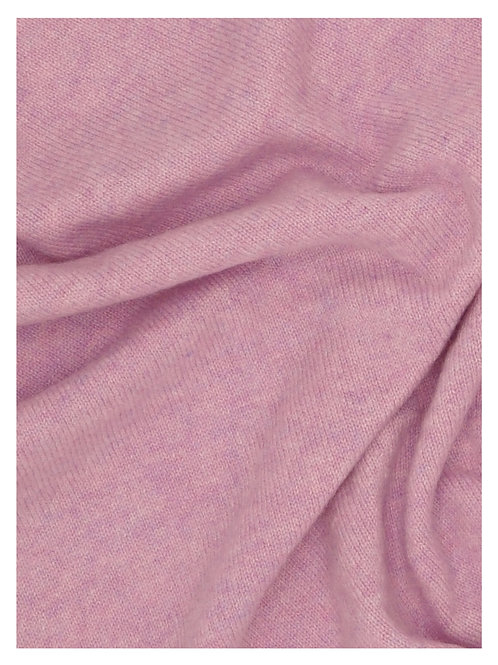 100% Cashmere Vest Pink Loro Piana Yarn (5048S)