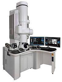 Transmission Electron Microscope Example