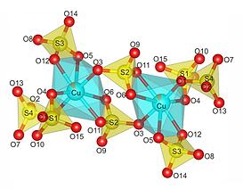 Petrovite Chemistry