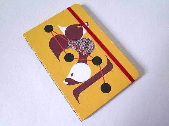 Sketchbook Cícero x Lelo