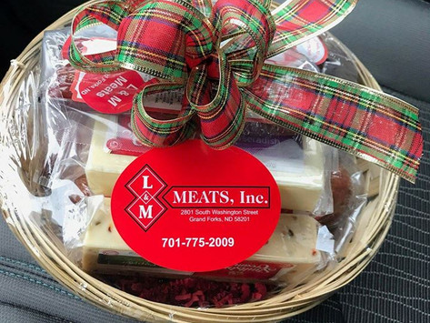 Happy Holidays - Order or stop in for the best selection now!