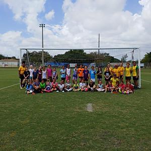 World Cup Girls Soccer Clinic presented by Ashleigh Shim – Miami, FL