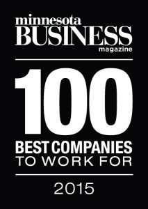 Nova Consulting Group Named a Recipient for the 2015 100 Best Companies to Work for Award
