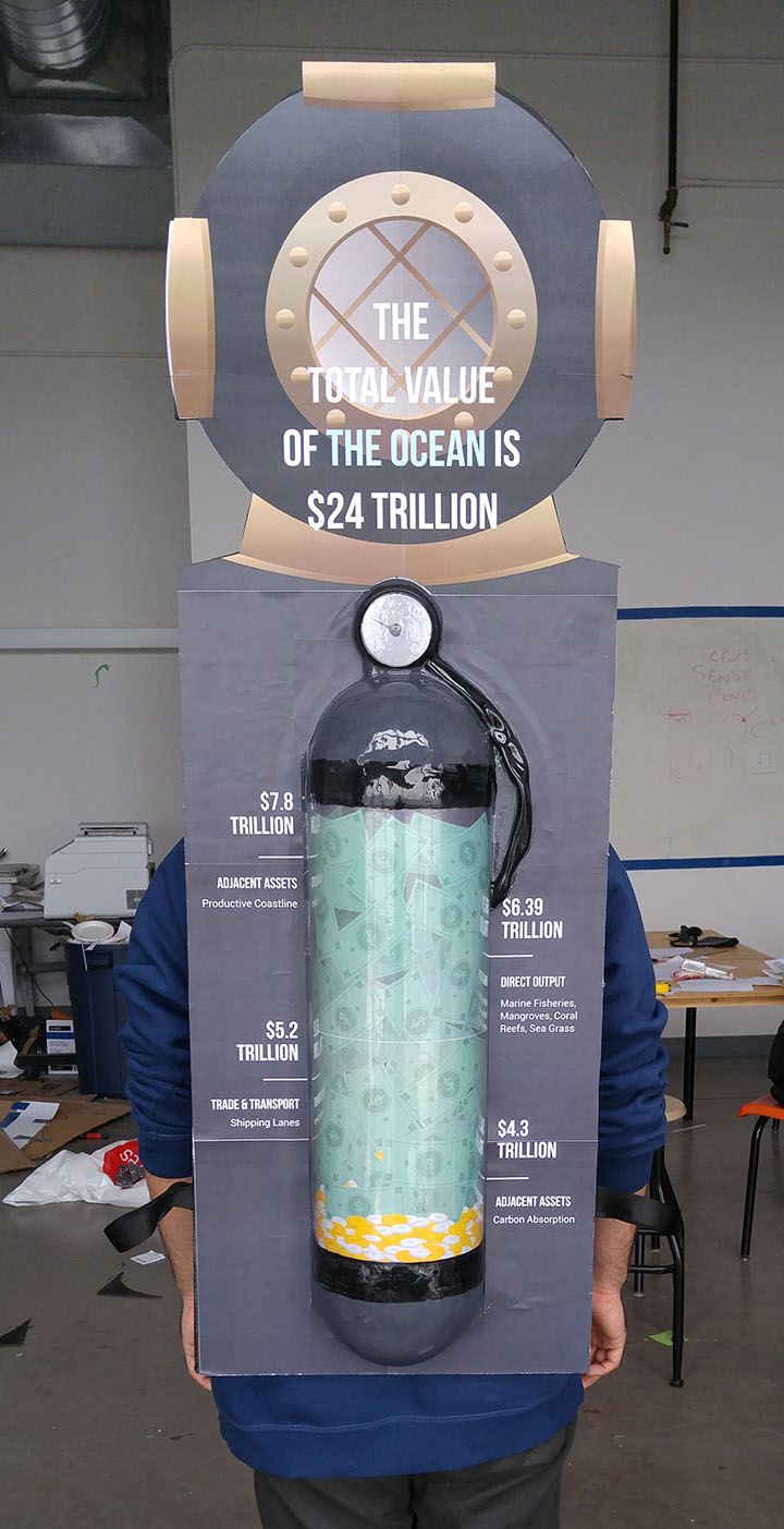 Final Ocean Prototype - Back