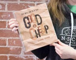 Good&Cheap Cookbook - Cover